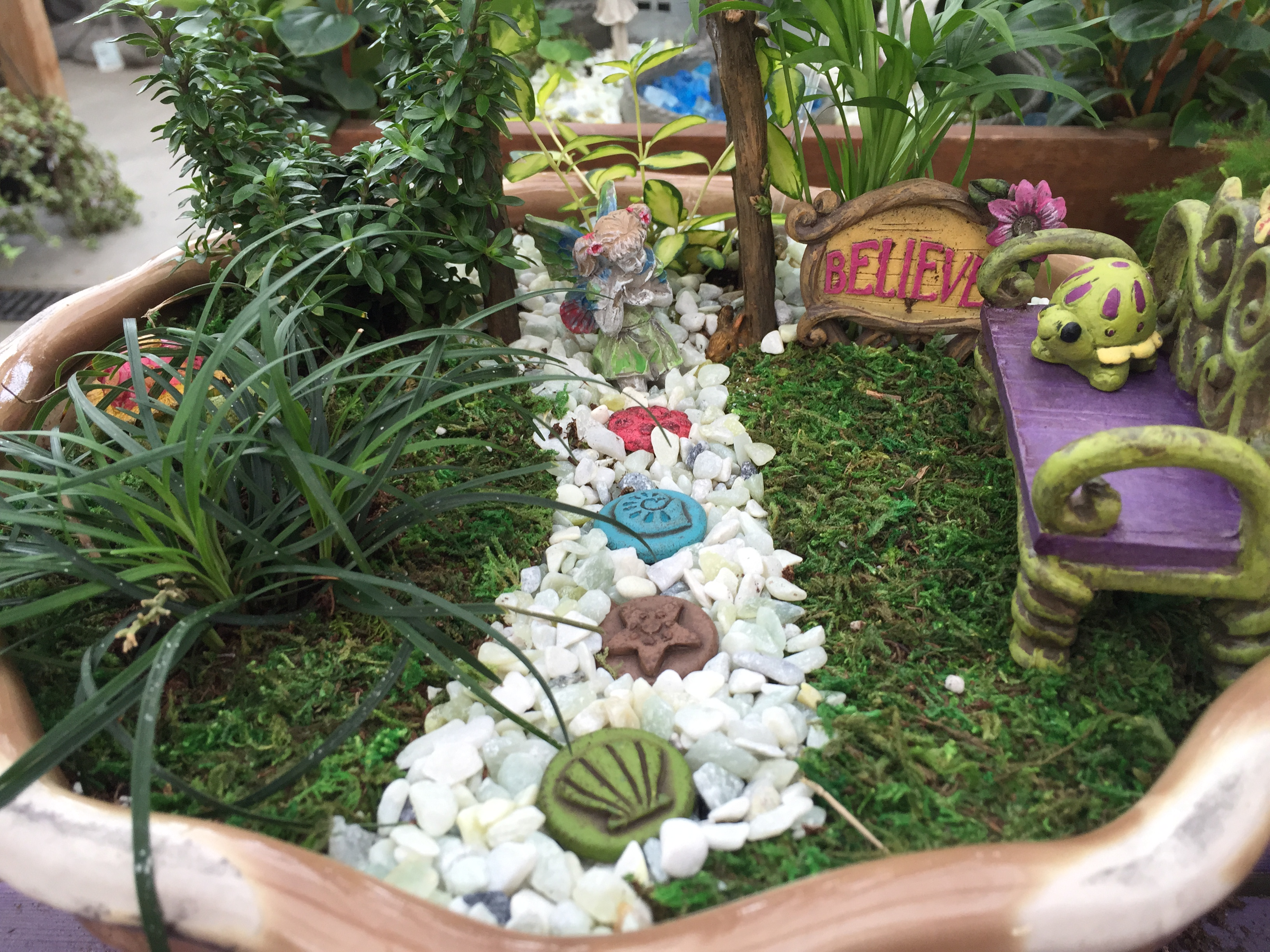 How To Build A Fairy Garden: